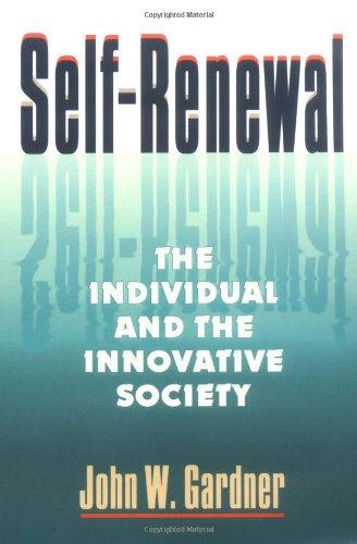 9780393312959: Self-Renewal: The Individual and the Innovative Society