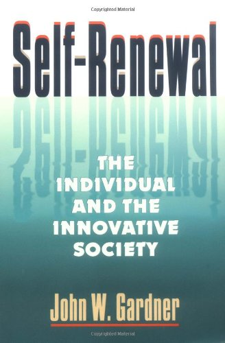 9780393312959: Self-Renewal: The Individual and the Innovative Society