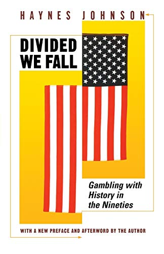 9780393313062: Divided We Fall: Gambling with History in the Nineties