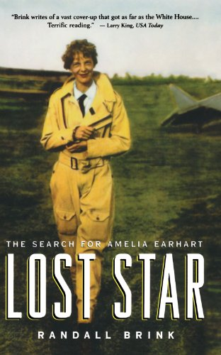 9780393313116: Lost Star: The Search for Amelia Earhart