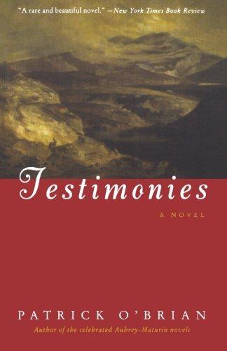 9780393313161: Testimonies: A Novel