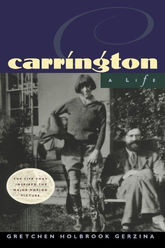 Carrington: A Life
