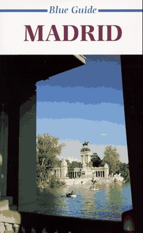 9780393313451: Blue Guide Madrid