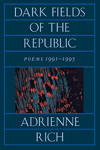 9780393313987: Dark Fields of the Republic: Poems 1991-1995