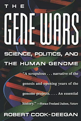 9780393313994: The Gene Wars: Science, Politics, and the Human Genome