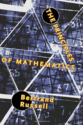 9780393314045: The Principles of Mathematics (Reissue)