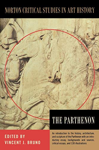9780393314403: The Parthenon (Norton Critical Studies in Art History)