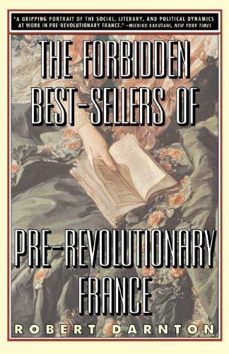 9780393314427: The Forbidden Best-Sellers of Pre-Revolutionary France