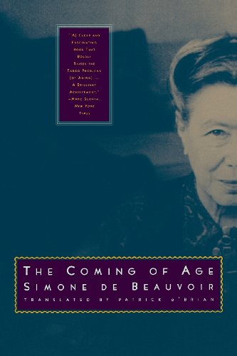 The Coming of Age: Simone De Beauvoir
