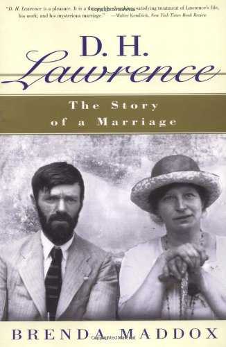 9780393314540: D. H. Lawrence: The Story of a Marriage