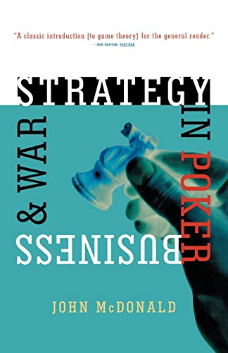 9780393314571: Strategy in Poker, Business, & War (Paper Only)