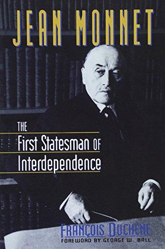 9780393314908: Jean Monnet Ise