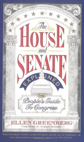 9780393314960: The House and Senate Explained: The People's Guide to Congress (Wiley Series in Environmental Quality)