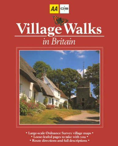 9780393315028: Village Walks in Britain (AA Guides)