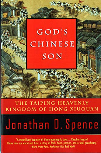 9780393315561: God?s Chinese Son - The Taiping Heavenly Kingdom of Hong Xiuquan (Paper)