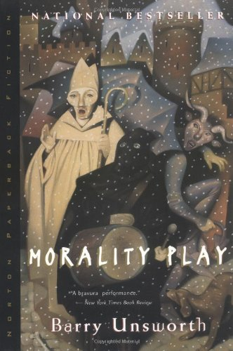 9780393315608: Morality Play (Norton Paperback Fiction)