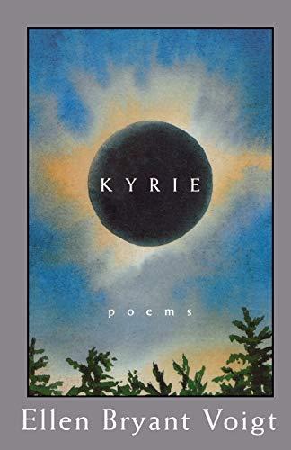 9780393315615: Kyrie: Poems