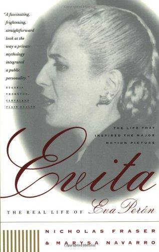 9780393315752: Evita: The Real Life of Eva Peron