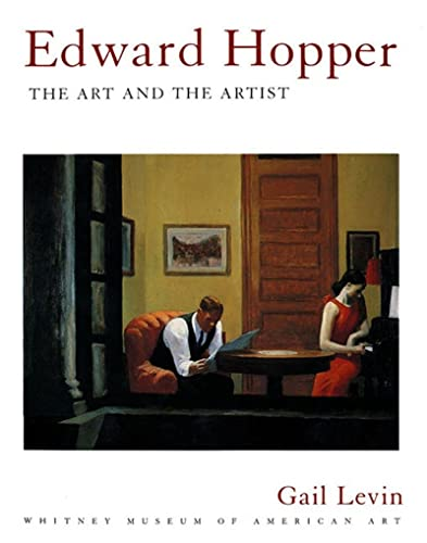 9780393315776: Edward Hopper: The Art and The Artist