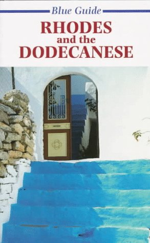9780393315820: Blue Guide Rhodes and the Dodecanese (Blue Guides)