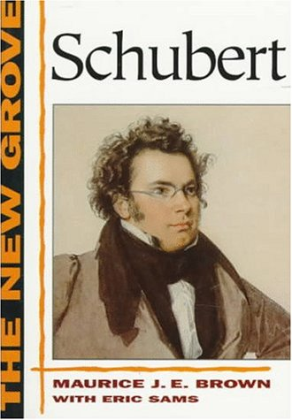 9780393315868: New Grove Schubert (New Grove Composer Biographies)