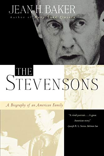9780393315981: The Stevensons: A Biography of an American Family