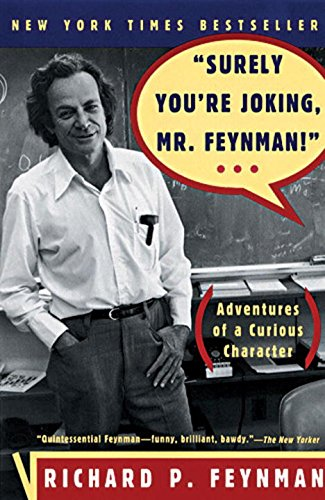"9780393316049: ""Surely You're Joking, Mr. Feynman!"": Adventures of a Curious Character"
