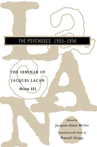 9780393316124: The Seminar of Jacques Lacan: The Psychoses: Bk. 3