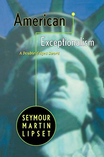 9780393316148: American Exceptionalism - A Double-Edged Sword (Paper)