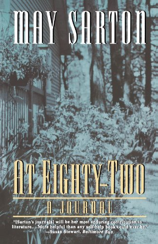 9780393316223: At Eighty-Two: A Journal