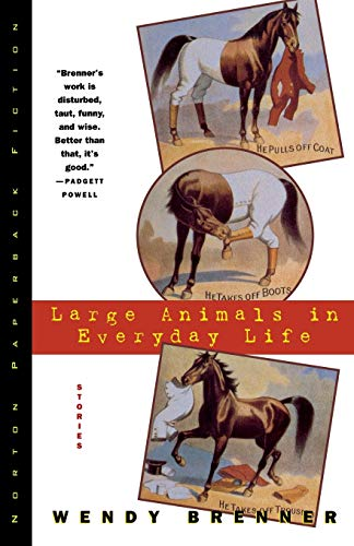 9780393316483: Large Animals in Everyday Life