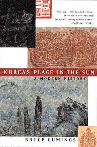 9780393316810: Korea's Place in the Sun: A Modern History
