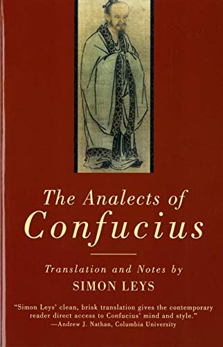 9780393316995: The Analects of Confucius (Norton Paperback)