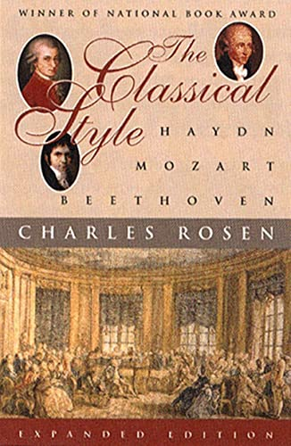 9780393317121: The Classical Style: Haydn, Mozart, Beethoven
