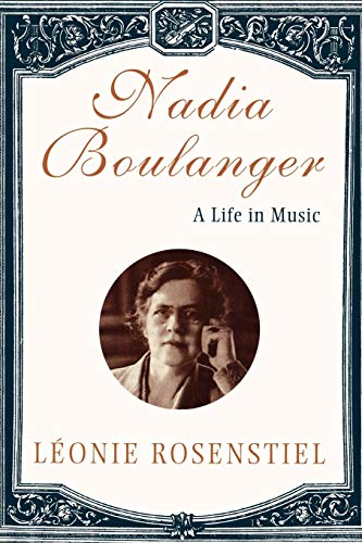 9780393317138: Nadia Boulanger: A Life in Music