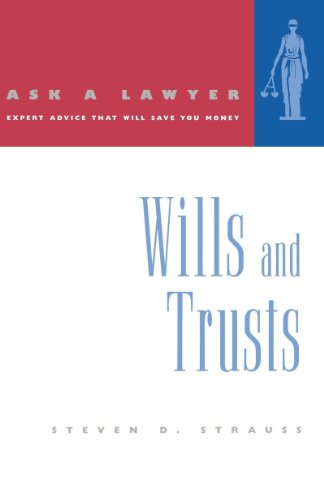 9780393317282: Wills and Trusts (Ask a Lawyer)