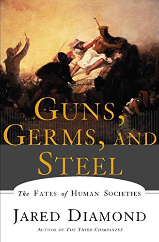 9780393317558: Guns Germs & Steel: The Fates of Human Societies