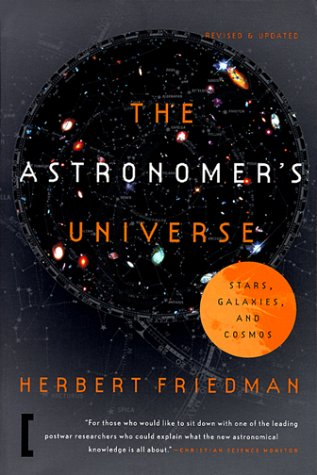 9780393317633: The Astronomer's Universe: Stars, Galaxies, and Cosmos