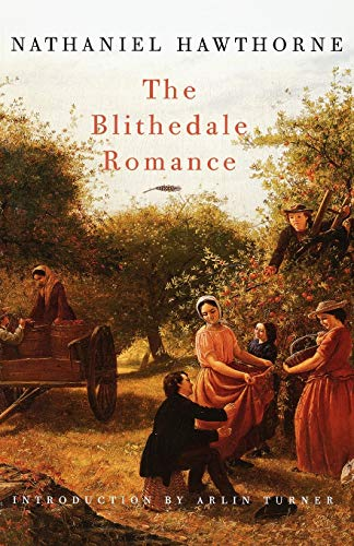 9780393317640: The Blithedale Romance