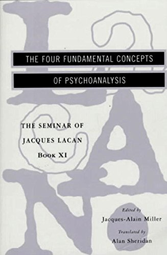 9780393317756: The Seminar of Jacques Lacan: The Four Fundamental Concepts of Psychoanalysis (Vol. Book XI) (The Seminar of Jacques Lacan)