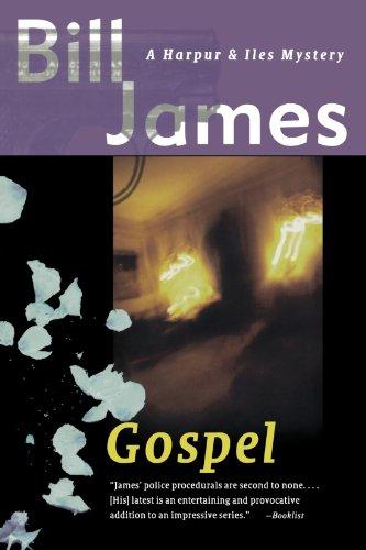 9780393317817: Gospel (Vol. Book 9)  (Harpur & Iles Mysteries)