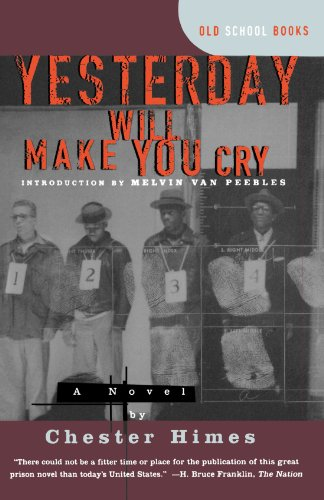 9780393318296: Yesterday Will Make You Cry [a Novel]
