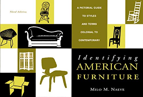 9780393318449: Identifying American Furniture: A Pictorial Guide to Styles and Terms Colonial to Contemporary (Revised and Expanded) (American Association for State and Local History Books (Paperback))