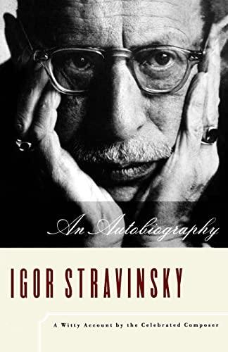 9780393318562: Igor Stravinsky: An Autobiography