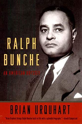 9780393318593: Ralph Bunche: An American Odyssey