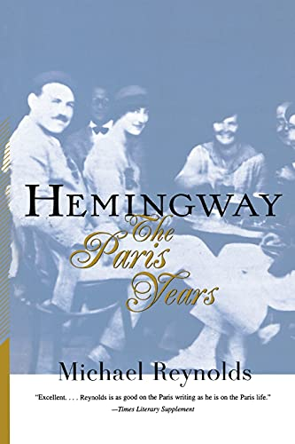 9780393318791: Hemingway: The Paris Years