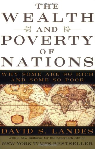 The Wealth and Poverty of Nations: Why Some Are So Rich and Some So Poor (0393318885) by David S. Landes