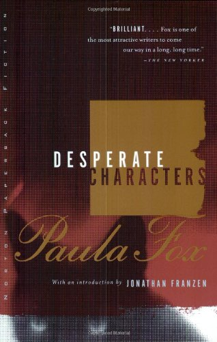 9780393318944: Desperate Characters: A Novel (Norton Paperback Fiction)