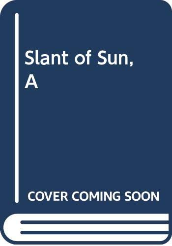 9780393319392: Slant of Sun, A: One Child's Courage