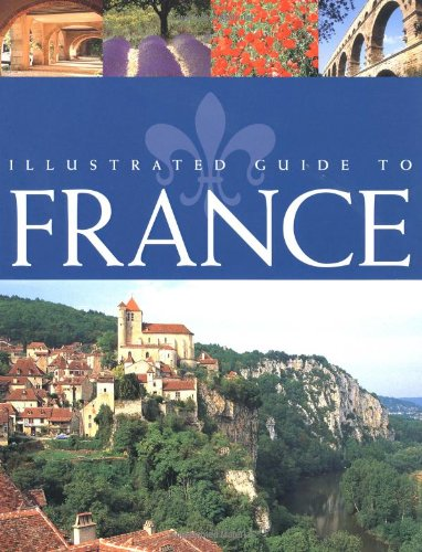 9780393319415: Illustrated Guide to France (AA Guides)